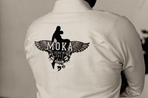 Moka kimono